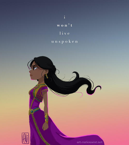 Aladdin: Speechless